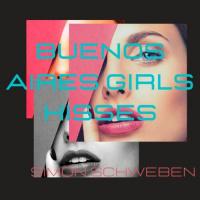 Simon Schweben Buenos Aires Girls Kisses
